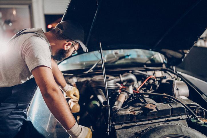 Entenda de uma vez por todas como funciona o motor de um carro